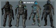 CNCT Grunts Concept Art
