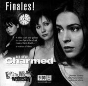 Charmed promo season 1 ep. 22 - Deja Vu All Over Again