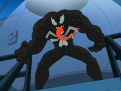 The spectacular spider man venom - photo#9