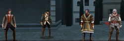 Ezio others