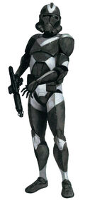 Clone shadow trooper TCWCG