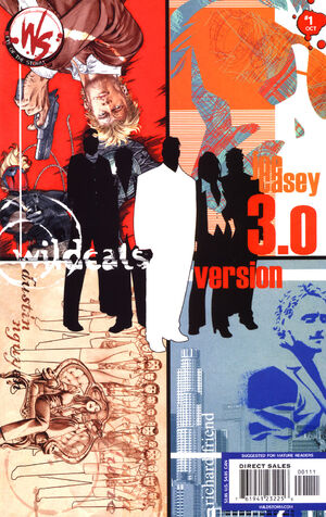 Cover for Wildcats Version 3.0 #1