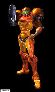 Samus RETRO