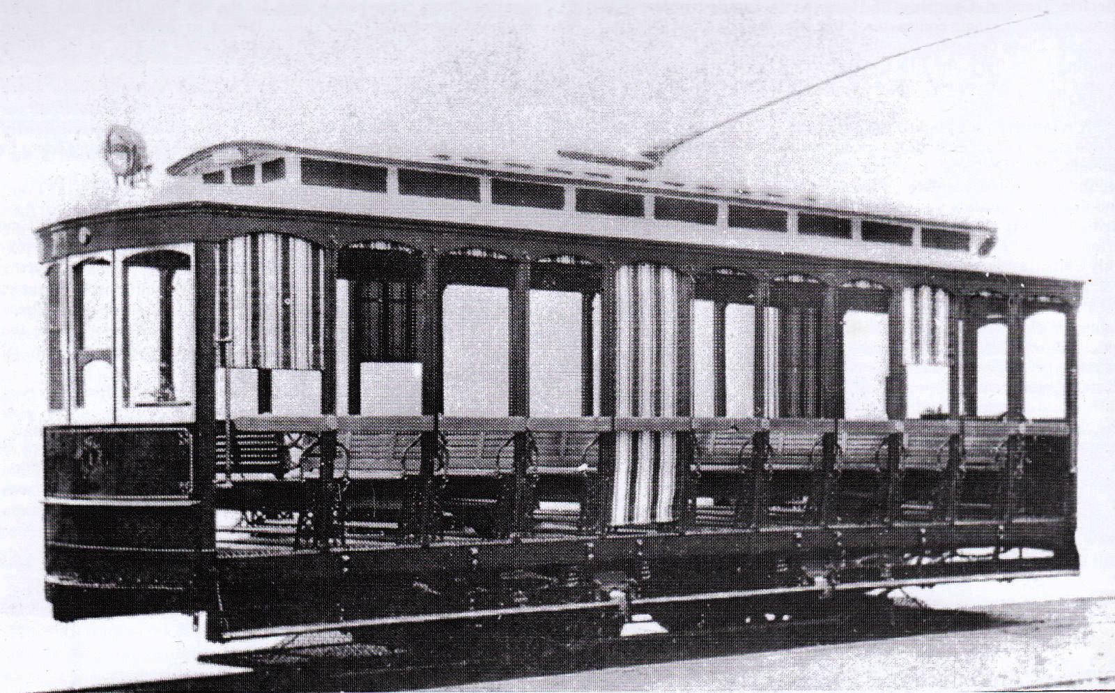 第一代電車 - 香港電車 - Thomas Wu 香港電車 - Thomas Wu搜尋這個協作平