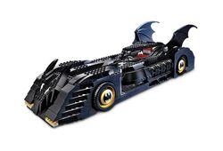 7784 The Batmobile- Ultimate Collector&#39;s Edition