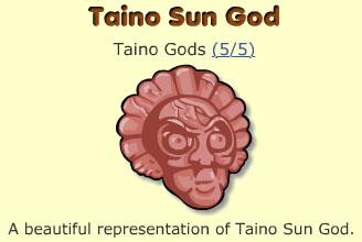 Taino Sun God Treasure Madness Wiki