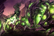 Baneling SC2 Art1