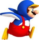 Penguin Mario