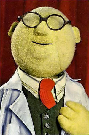 Dr. Bunsen Honeydew Avatar