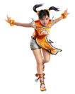 Ling Xiaoyu - CG Art Image - Tekken 6 Bloodline Rebellion