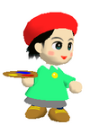 Adeleine64 render
