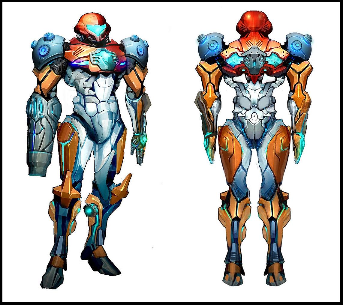 Brooks Talks About Smash Bros Alternate Costumes The Metroid Universe
