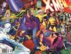 X-Men Annual Vol 2 1996