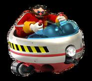 Eggmobile Sonic 4