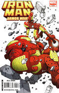 Iron Man &amp; the Armor Wars Vol 1 4
