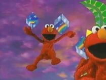Elmo imagination