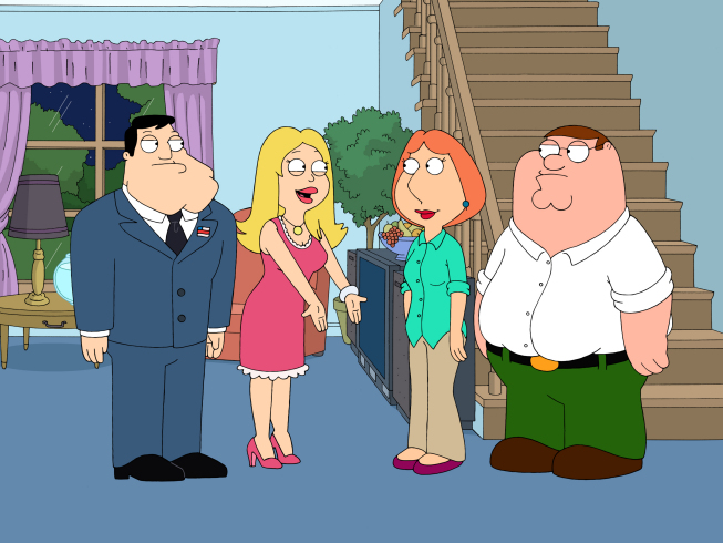 Francine Smith Vs Lois Griffin Social Drowned In Sound