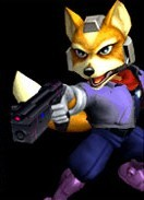 SSBM Blue Fox