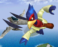 Falco Screenshot SSBM