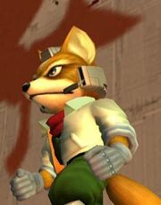 Fox SSBM Screenshot