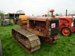 Allis-Chalmers M of A Walker at Rushden 08 - P5010244