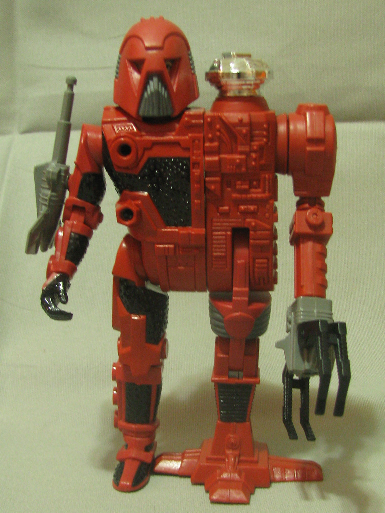 Doc Terror - The Centurions Wiki