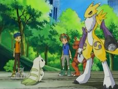 List of Digimon Tamers episodes 03