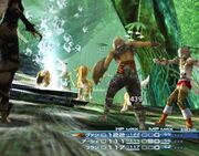 FFXII Early Gameplay