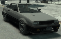 Blista Compact GTA IV