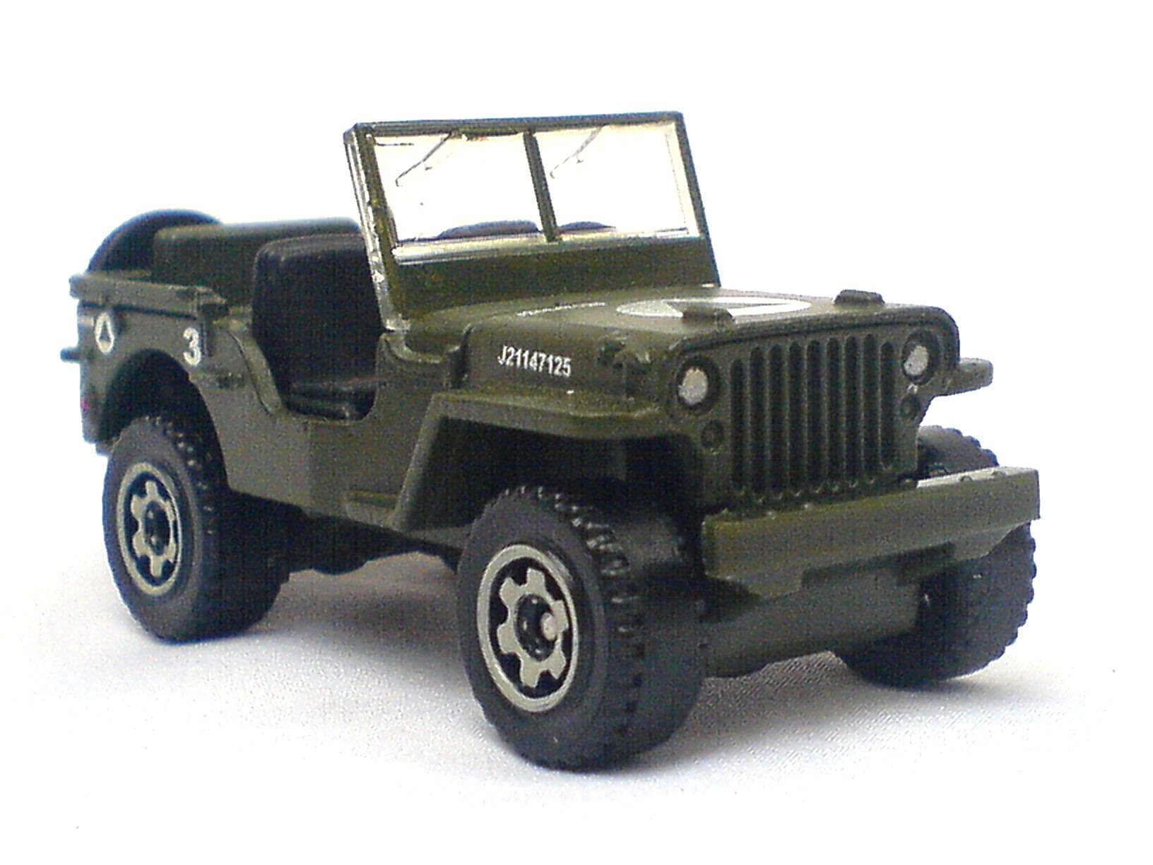 Featured on:Willys Jeep