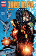 Iron Man Hypervelocity Vol 1 1