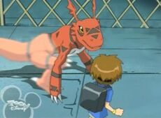 List of Digimon Tamers episodes 07