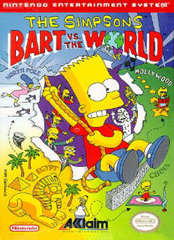 Bart vs the World