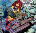 Starfire helps out
