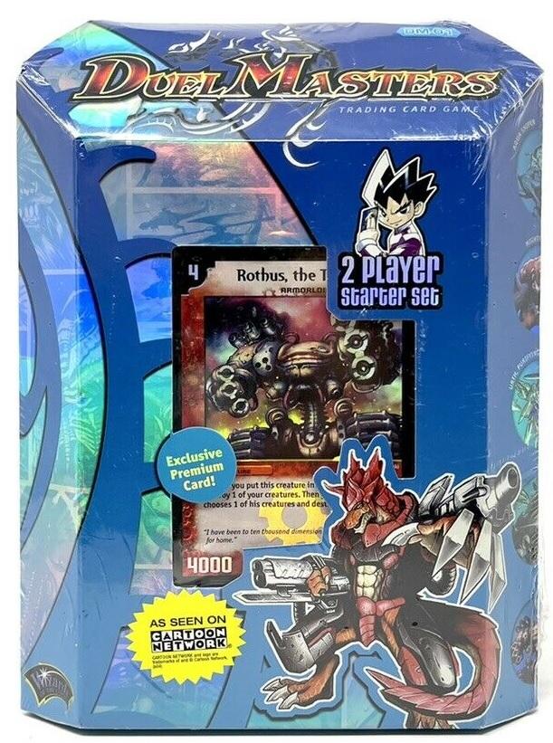 duel masters starter deck