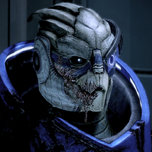 Garrus ME2 Character Shot