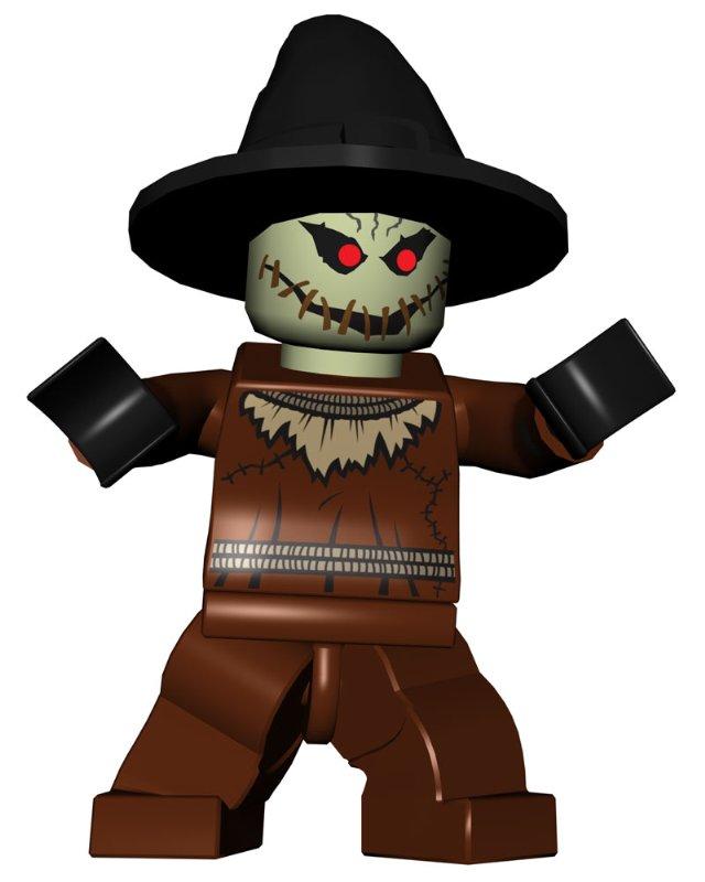 The Scarecrow - Brickipedia, the LEGO Wiki