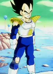 VegetaVsGinyuForce