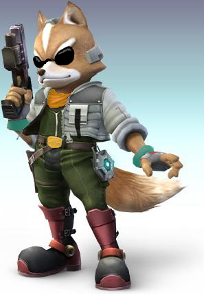 James And Fox Mccloud James McCloud - Fanten...