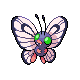 Butterfree(DPPt)ShinySprite