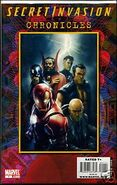 Secret Invasion Chronicles Vol 1 1