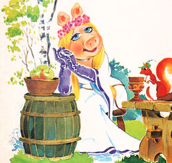 RobinHoodBook-1985-MissPiggy