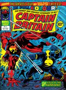 Captain Britain Vol 1 4