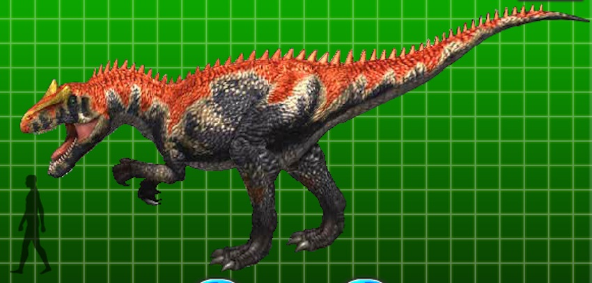 Saurophaganax - Dinosa...