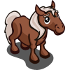 Brown Pony Foal-icon