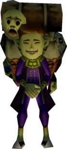 Happy Mask Salesman (Majora's Mask)