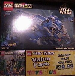65034 Star Wars Co-Pack
