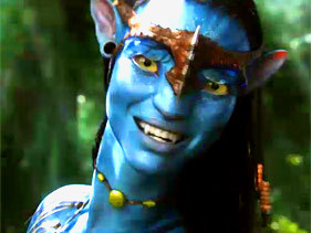 Neytiri-Smilee photoshop