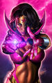 Star Sapphire Wonder Woman 001