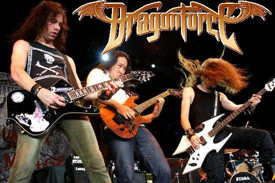 My Collections: DragonForce